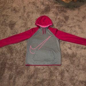 Nike Therma Dri-Fit Fleece Hoodie Women's Medium